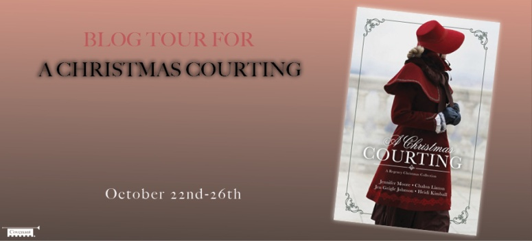 A Christmas Courting Banner