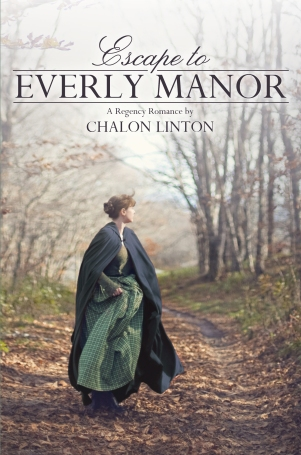 escape to everly manor cover