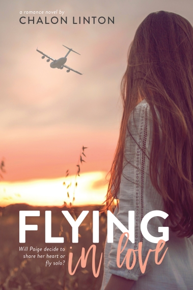 Flying in Love_COVER